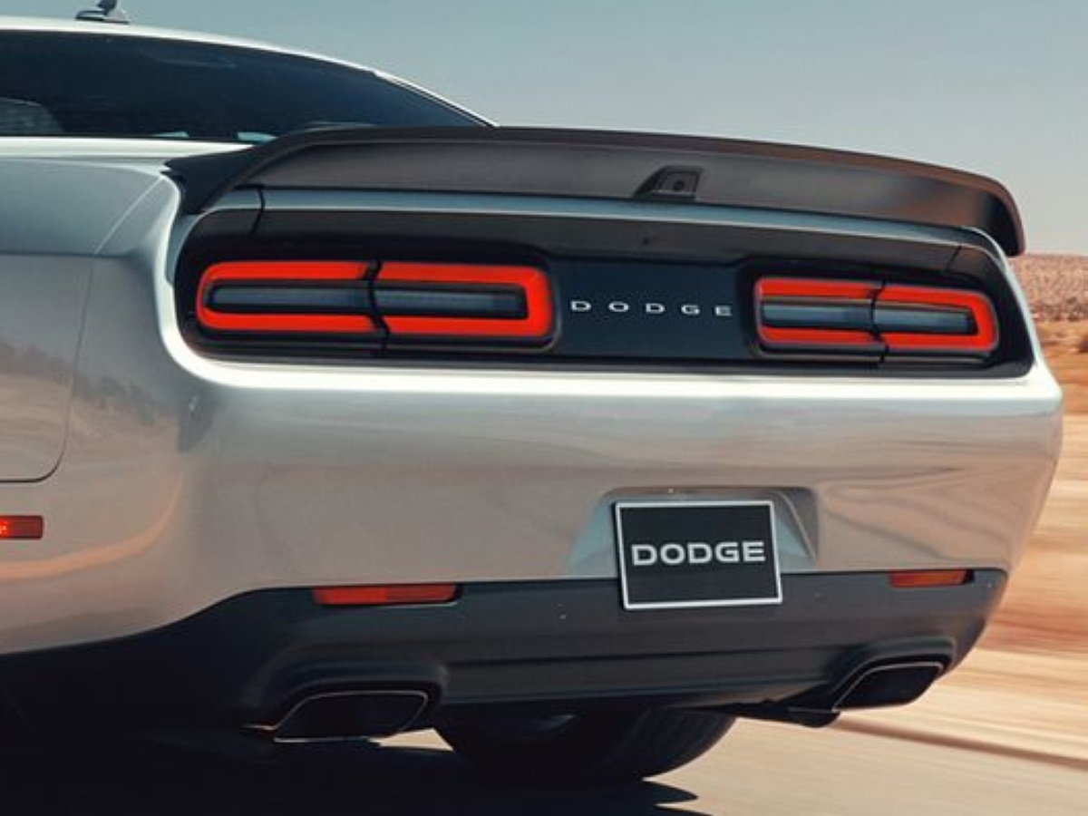 2014 Dodge Challenger Parts Accessories