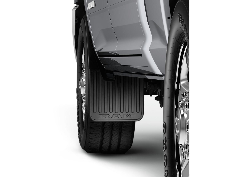 2019 DODGE RAM 1500 DT 1 Diamond Black Exterior Rear Door Handle NEW OEM MOPAR