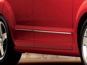 DODGE RAM 1500 DT W// 5FT BED Chrome Door Molding Kit NEW OEM MOPAR