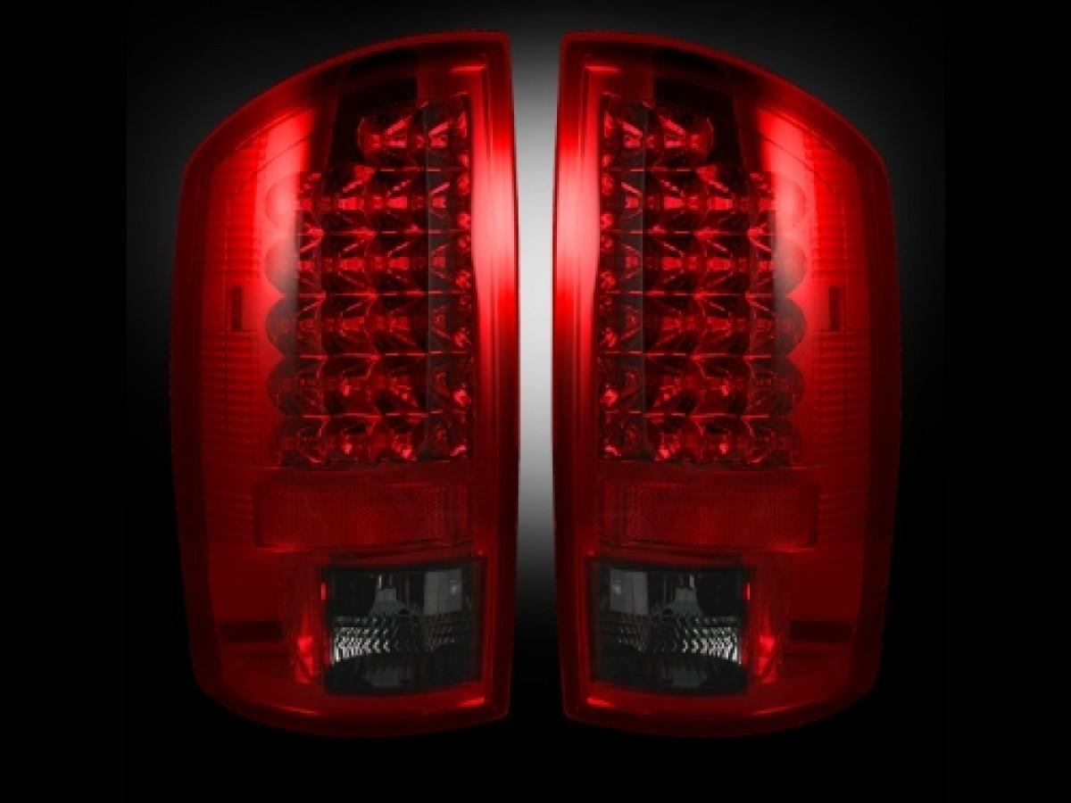 Recon 264292RBK Tail Light