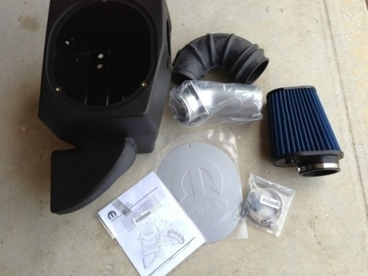 Injen Technology RD2046BLK Race Division Black Cold Air Intake System