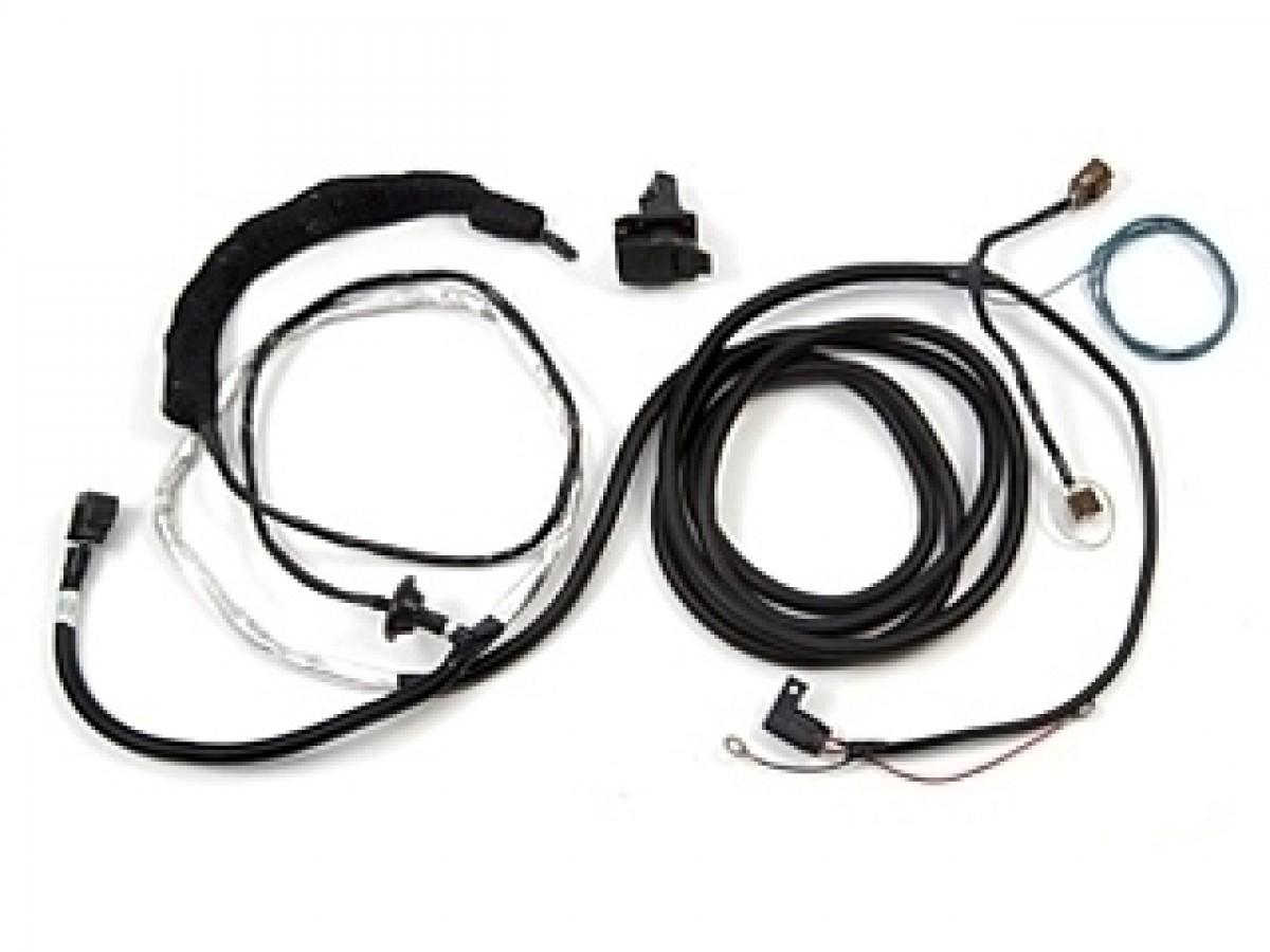 Genuine Mopar Trailer Tow Wiring Harness Kit  Part No