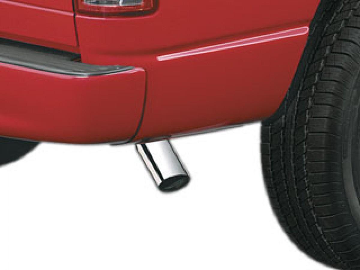 genuine mopar chrome exhaust tip