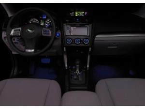 Subaru H461SAL001 Footwell Illumination Kit