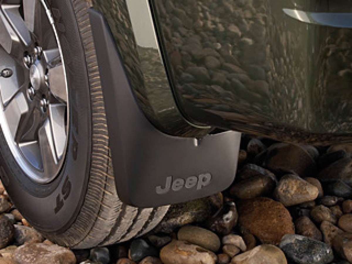 Genuine Jeep Accessories 82210748 Splash Guard