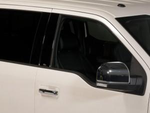 Ford Performance M-1827-FP Ford Performance Banner 5 Feet x 3 Feet White Backgro