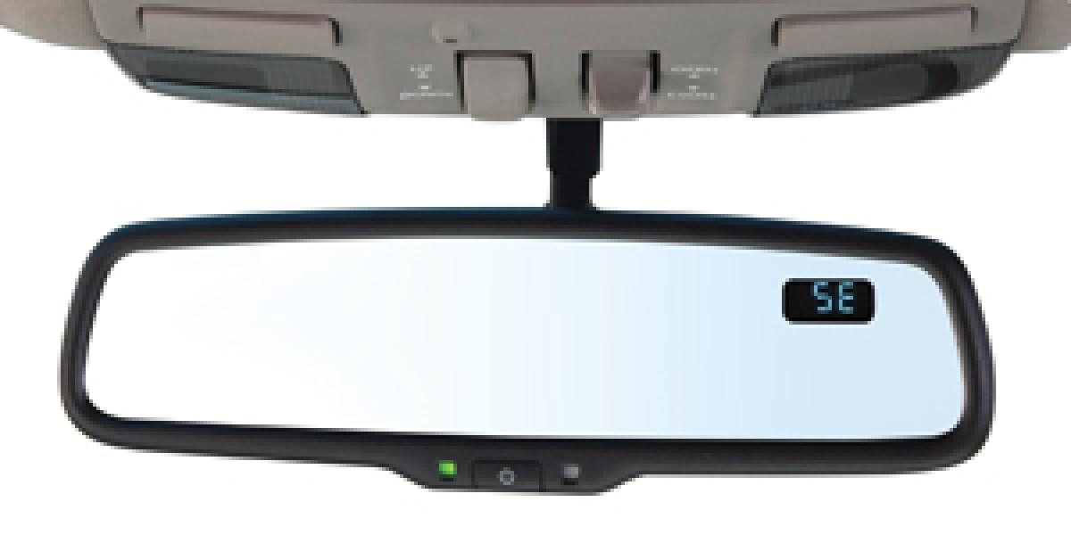 Subaru Genuine H501SXA100 Auto-Dimming Mirror//Compass