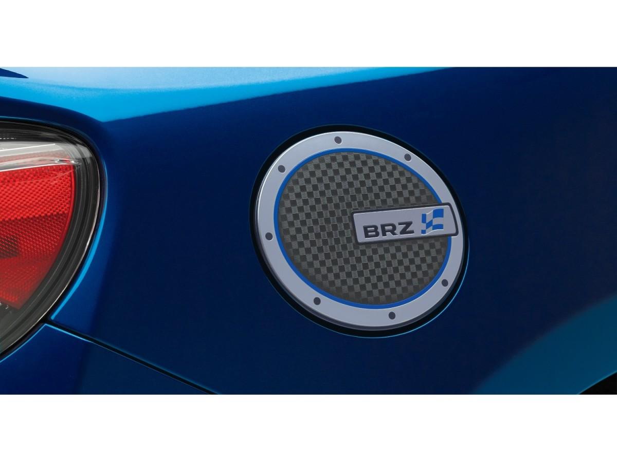 Genuine Subaru J1210CA800 Fuel Door Cover