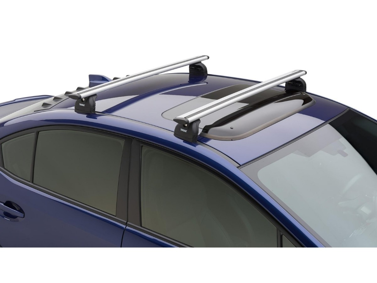 SUBARU SOA567X050 Thule Cross Bar Set